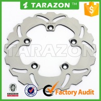 220mm motorcycle rear brake disc rotor for APRILIA TUONO 50 125 1000
