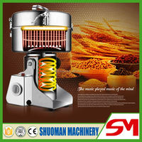 500g High speed antifriction bearing maize meal grinding machines