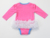 Wholesale factory direct price Long sleeve baby tutu dress