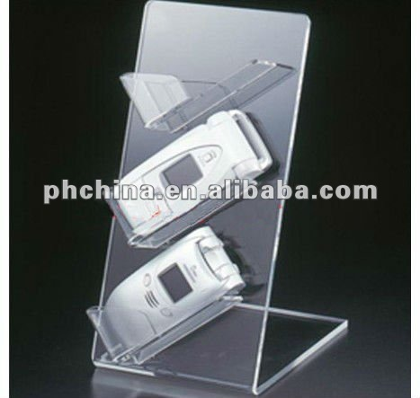 MA-316Elegant Polished Acrylic Mobile Phone Holder