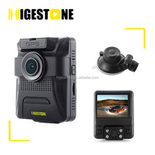 1080P Dash Cam Car GPS Navigation System with Wireless Rearview Camera
