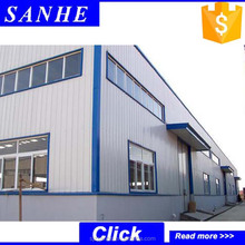 light steel structure prefabricated house steel building construction design log cabin