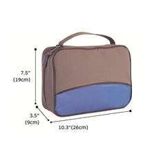 1DF0201 Hot Sell Water Resistant Travelling Bag, Travel Bag in Duffle Luggage, Custom Logo Organizer Handall Travel Set Bag
