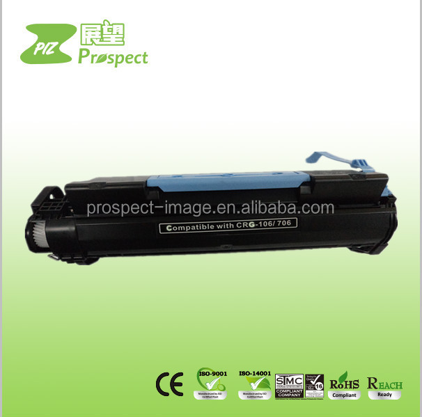 wholesale compatible toner CRG-106 for canon toner cartridge