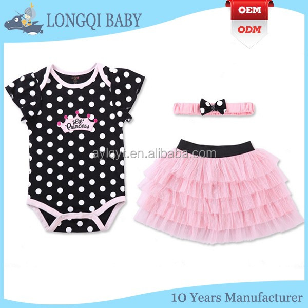 baby girl summer dress unique baby girl clothing set