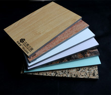 UV painting Fiber Cement Decorative Wall Board