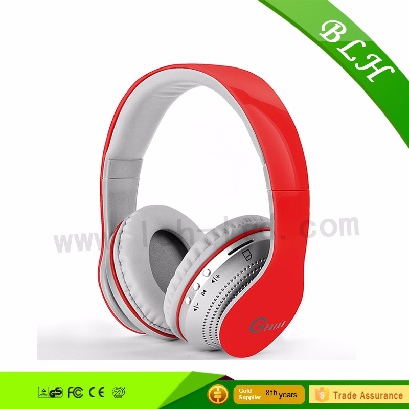 Headphones with Microphone and Support TF card Volume Control, Lightweight Headset for Adroid IPHONE