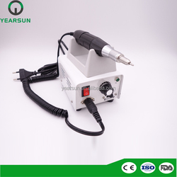 Korea dental instruments stone beads grinding machine nail drill micro motor 35000rpm