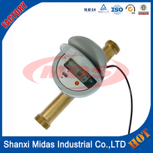 DN15mm~DN25mm ultrasonic water tank level meter made in China