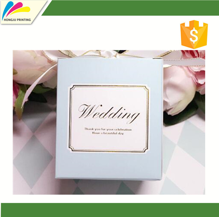 Economic and Reliable letter shaped paper gift boxes for promotion