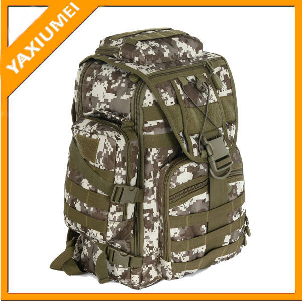 teens nylon large military backpack