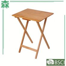 Anewway Houseware High Quality Wood Folding Camping Table