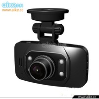 "2016 New Arrival Car Dvr GS8000L 2.7"" Full HD 1080P Car Camera recorder 140 degree Wide Angle With Night Vision G-sensor"