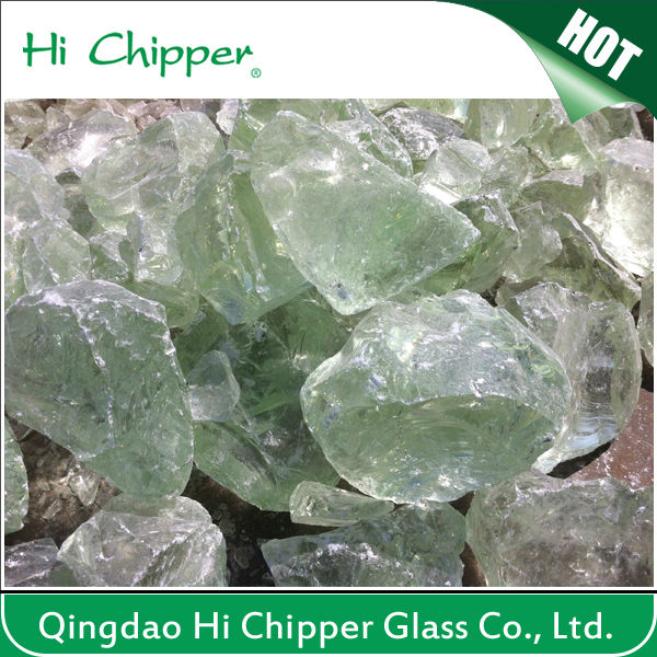 Colored decorative glass blocks landscaping buy colored for Landscape rock delivery near me