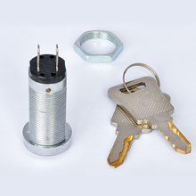 Factory Supplier price safe locks double key with high quality