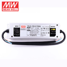 Mean Well 150W ELG-150-C700 Constant Current LED Driver 700mA for LED Floodlighting