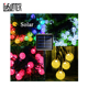 HOME outdoor light christmas train products christmas rgb led tree lights LED stringlights