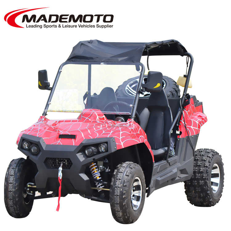 150cc/200cc diesel ATV/UTV for farm transport elegant apprearance