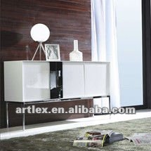 modern MDF with high gloss sideboard ALD-5125