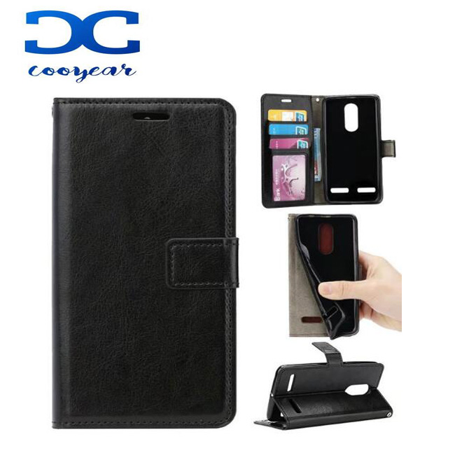 Responsible Rich Leather Wallet Magnetic Flip Phone Case Cover For Apple Iphone 5s Se 5g