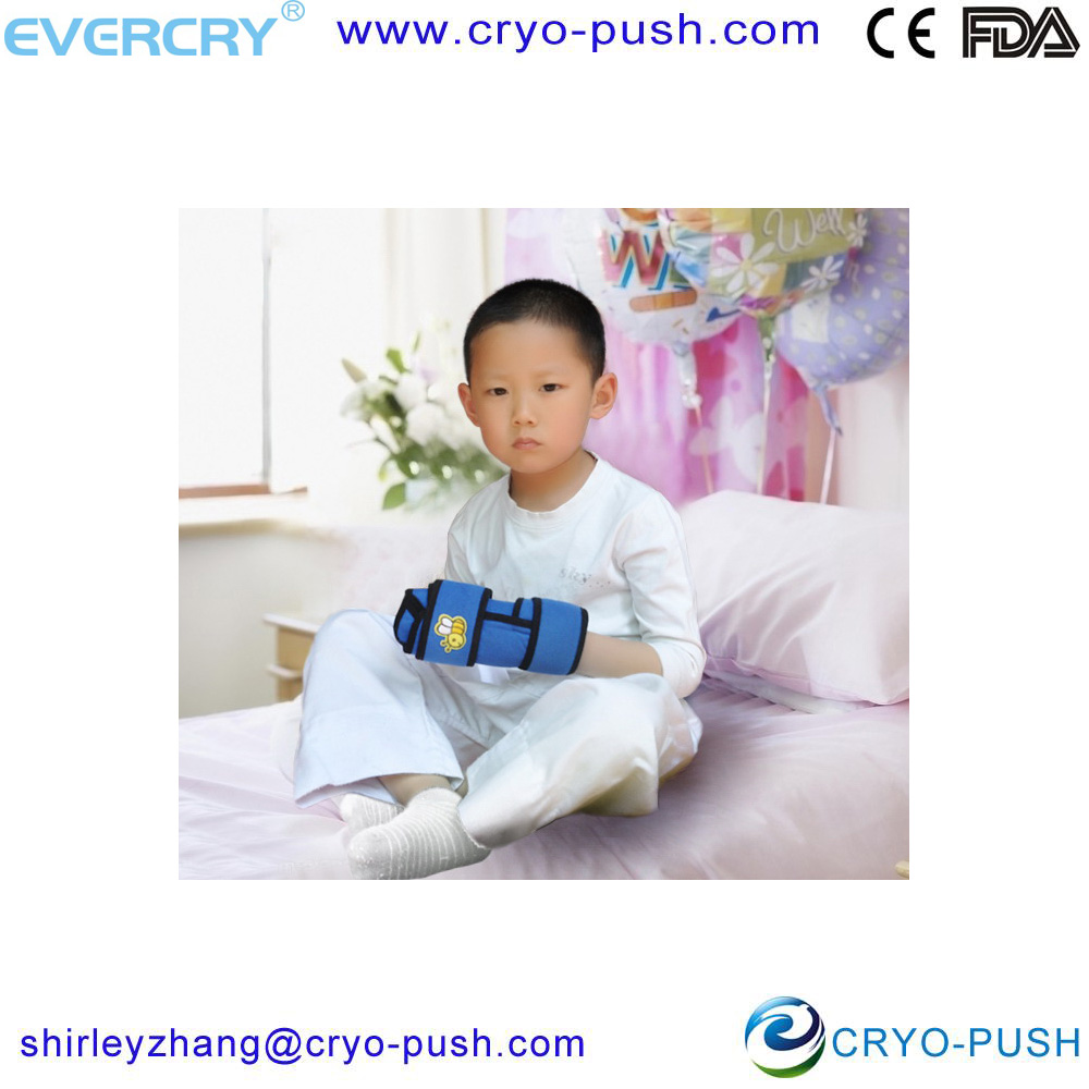 pediatric physical cold therapy equipment