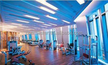 the SEESUN BG-8601 sport pvc floors in fitness centre