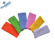 Hot selling funny cool colorful headband can absorb sweat and protect the wrist