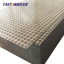 Leading Manufacturer good extending property 5000 Series, 5005, 5052 aluminum chequer plate