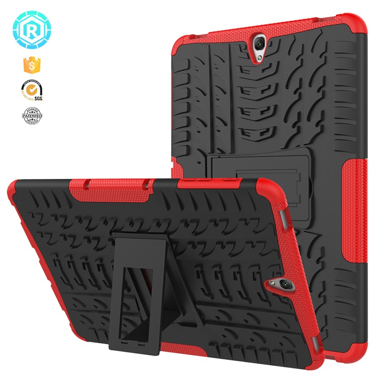 dazzle protective tablet cove case 8 color for Samsung Galaxy Tab S3 9.7 inch t825