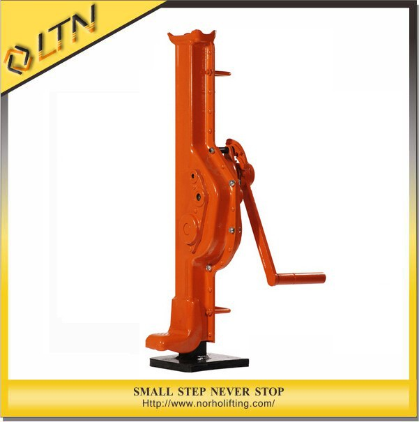 High Quality CE GS Approved 1.5ton to 25ton Crank Jack&Mini Jack&Mechanical Jack