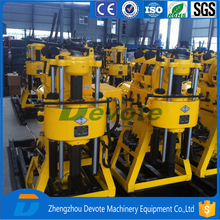 Water well drilling and rig machine portable water well drilling machine