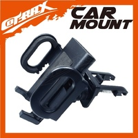 COTRAX Air Vent iPhone, Samsung, Motorola, LG, HTC, Sony, Nokia and Others Car Mount Cradle Smart Phone Car Holder