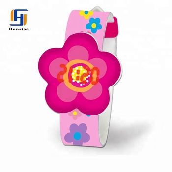 Fashion Silicone Cheap Children's Watch Led Digital Modern Watches For Girls