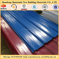 galvanized corrugated roofing sheets z60 popular in Africa