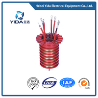 170*215*83 standard fiber optic slip ring manufacturers