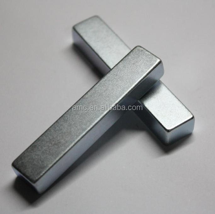 Custom super strong permanent promotional neodymium ndfeb bar magnet