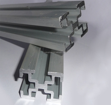 High Quality 6000 series industrial aluminum extruded