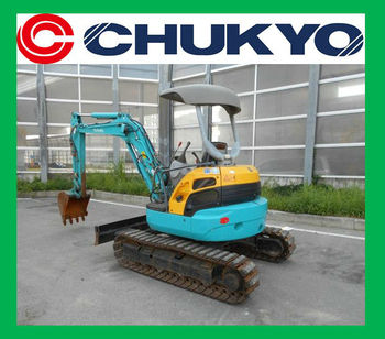 152104266145 in addition Used Japanese Mini Excavator Yanmar Vio 30 1 in Japan SOLD OUT Canopy Blade Rubber Shoe Crawler type further 310421873740 furthermore Watch in addition 221186939202. on kubota mini excavator 35