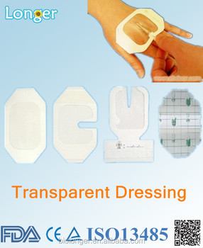 Transparent dressing(surgical film),wound dressing