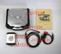 TaiwanPorsche Factory Made Piwis Tester II Diagnostic Tool With CF31 Laptop and Latest Software PIWIS II V16.2