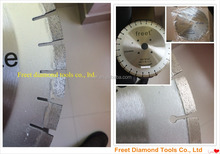 Diamond Saw Blade for marble, granite, concrete, stone, silent saw blade, chigh frequency diamond saw blade welding