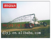 mobile sprinkler irrigation system