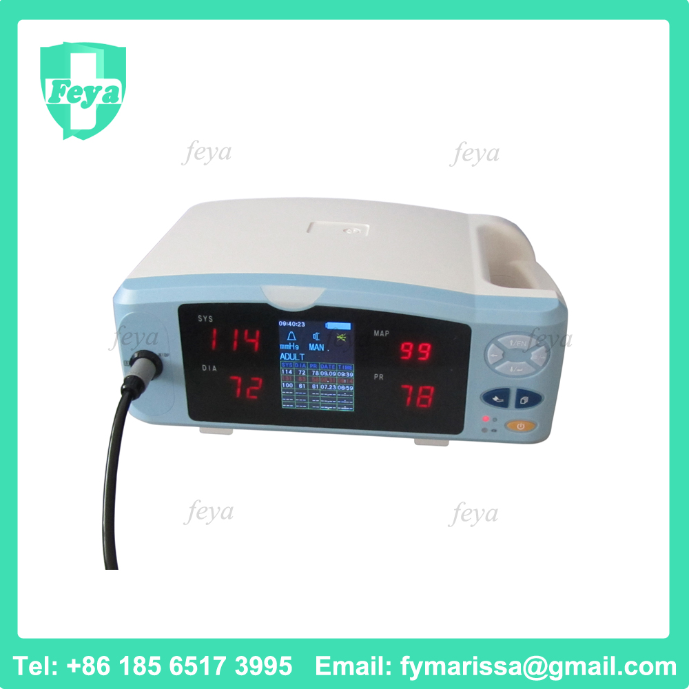 "FY-A 2.8"" Color LCD Screen Portable NIBP, PR Vital Sign Patient Monitor"
