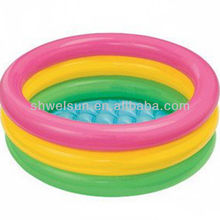Inflatable Sunset Glow Swimming Pool