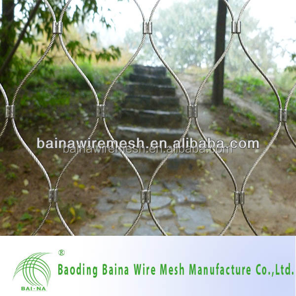 x-tend stainless steel railing rope fence made in china