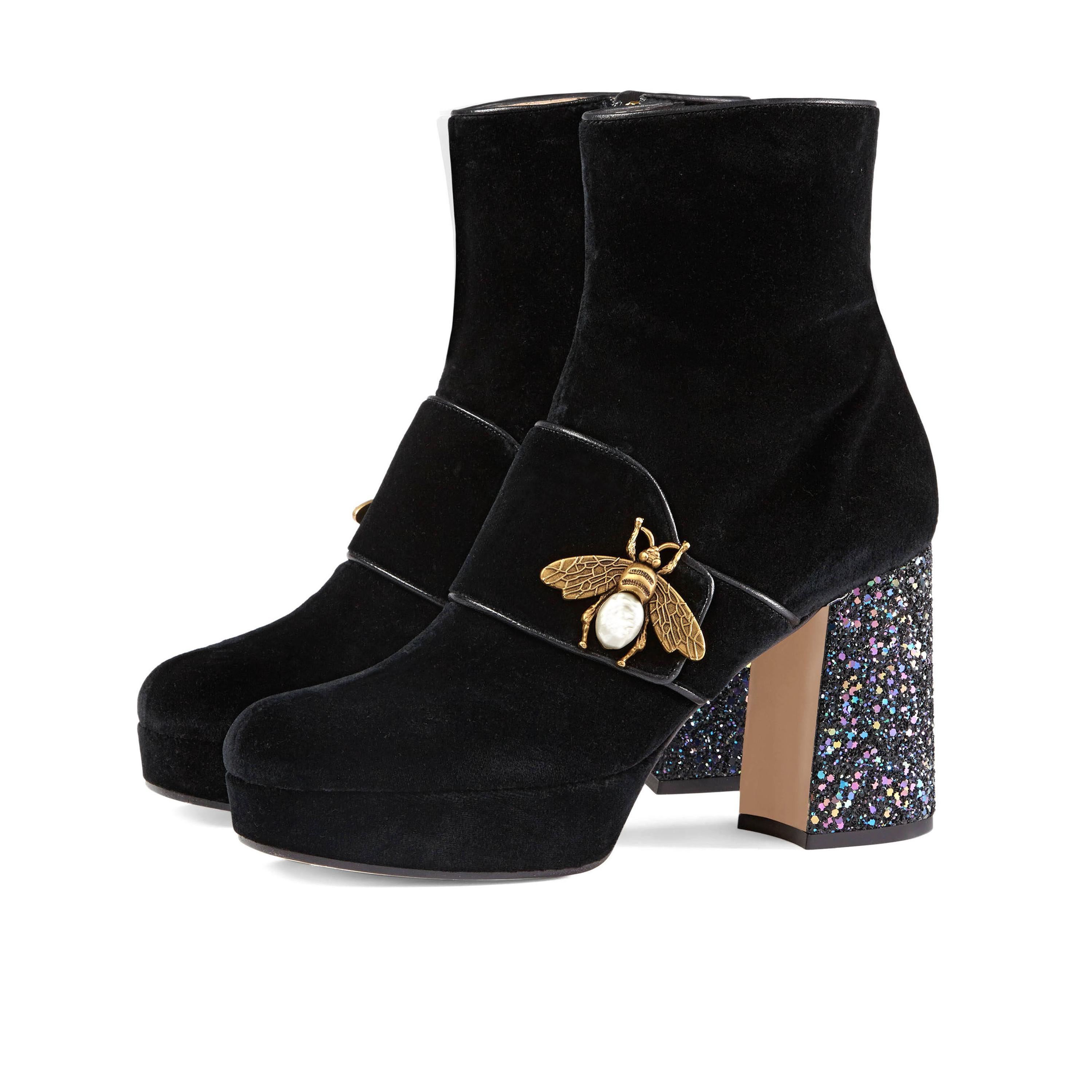 2018 new fashion winter suede leather boots for women with metal and strap decorations