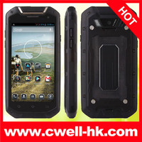 Jaguar V12 MTK6589T Quad Core 4.5 Inch HD IPS Screen Android 4.2 Rugged phones with protection ip67