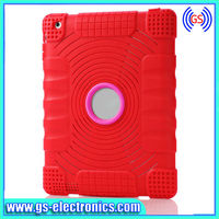 New design silicone case for ipad mini manufacture price
