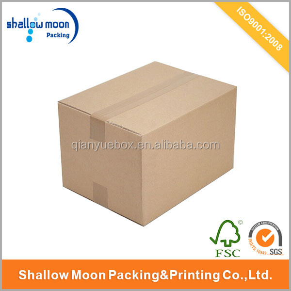 Factory sales folding carton packaging box for vegetable banana