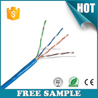 high speed 4 pair cat5e utp network cable 4p utp cable 24awg